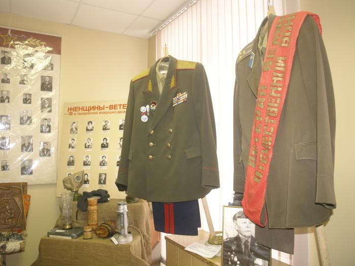 мундиры ветеранов