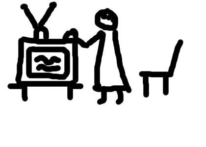 Телевизор не работает.